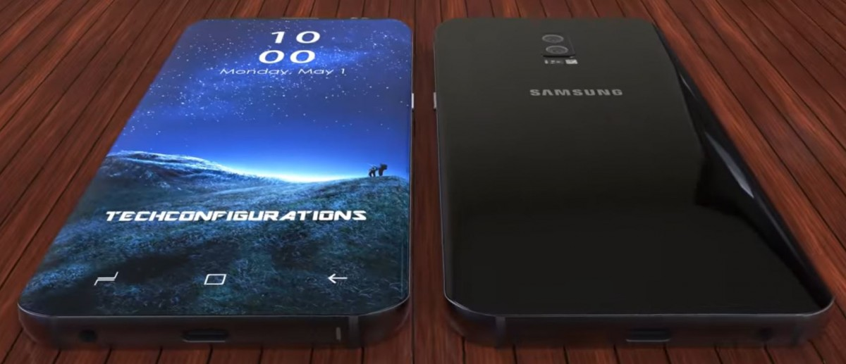 samsung galaxy s9 and s9 plus leaked features the mobile update