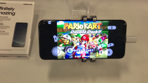 Nintendo Switch games for Samsung Galaxy S8