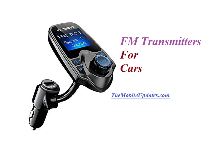 Apps To Use In Your Car For An Fm Transmitter