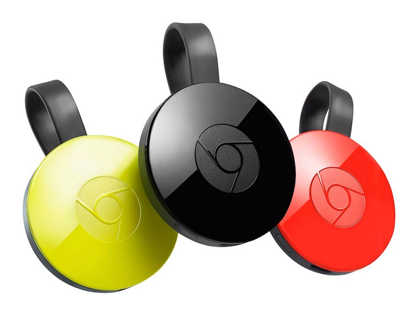 how to connect chromecast