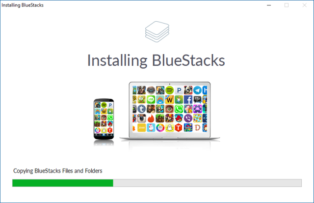 Installing BlueStacks to play Pokemon GO on WIndows PC